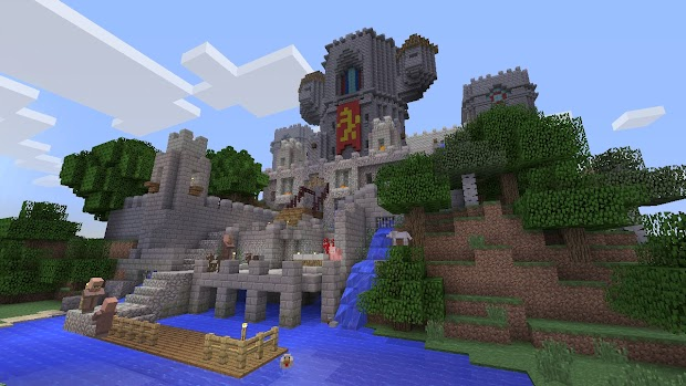 PS3 Minecraft patch adds a handful of new textures