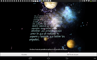 Screenshot of Daily Horoscope Free 3D