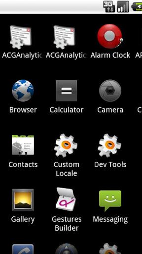【免費商業App】ACGAnalytics Test Application-APP點子