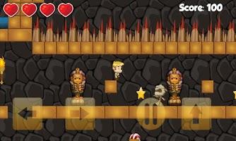 Screenshot of Mummy Boy