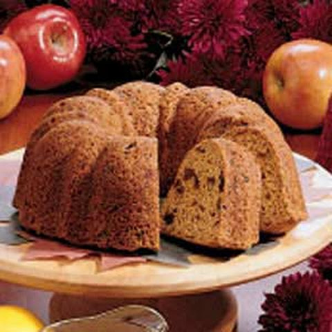 Mincemeat Apple Cake