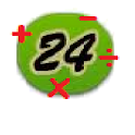 Game of 4 Numbers icon
