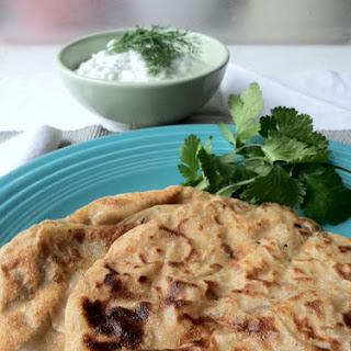 Potato Stuffed Paratha