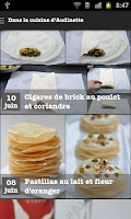 Screenshot of Dans la cuisine d'Audinette