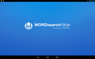Screenshot of WORDsearch Bible