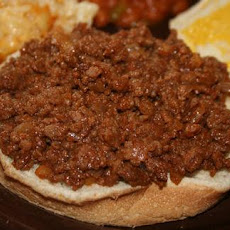 Sweet Sloppy Joes