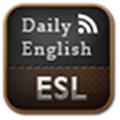 App ESL Daily English - ESLPod apk for kindle fire