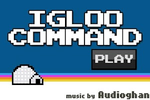 Screenshot of Igloo Command