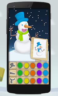 Christmas games for kids - screenshot