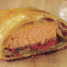 Salmon en Croûte Recipe