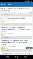 Screenshot of Slickdeals - The Best Deals