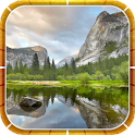 Moutain Jigsaw Puzzle icon