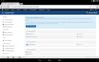 Screenshot of Bit Web Server (PHP,MySQL,PMA)