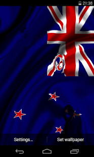 Magic flag: New Zealand - screenshot