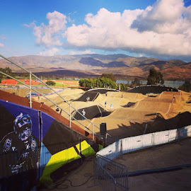 Olympic Training Center, SX London Track. Chula Vista, CA by Charlie Brooks - Sports & Fitness Other Sports
