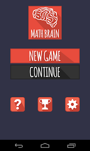 Math Brain - screenshot