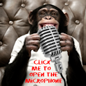 Microphone Monkey icon