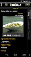Screenshot of Canal Cocina
