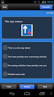 Screenshot of UK Driving Tests