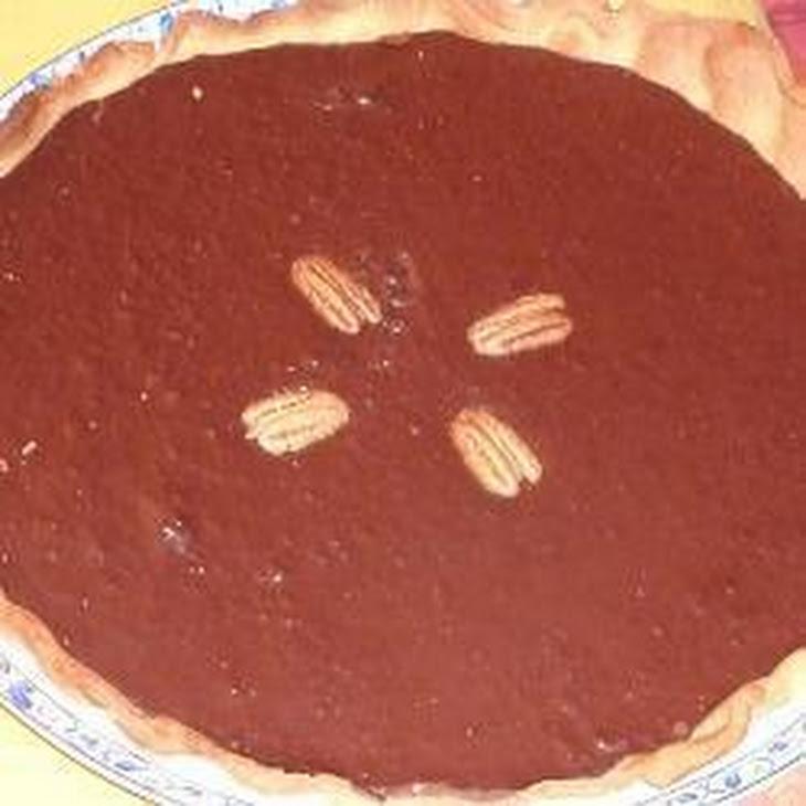 Chocolate Pecan Tart Recipe   Yummly