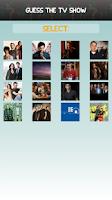 Screenshot of Guess The TV Show