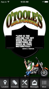 O'Toole's Harley-Davidson - screenshot