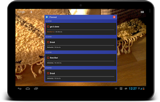 Screenshot of Do Now - Focused Timeboxing