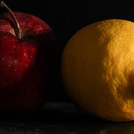 My Lemon n Apple by Syahrul Nizam Abdullah - Food & Drink Fruits & Vegetables