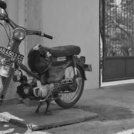 makin tua usiaku by Muhammad Fahmi Faza - Transportation Bicycles ( fahmi )