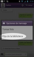 Screenshot of Z - ViberArt for Viber