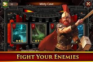 Screenshot of Spartan Wars: God of Olympus