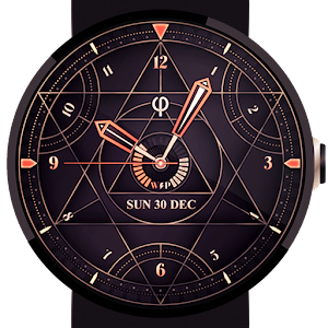 Phi - Wear Watch Face