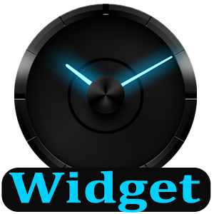GlowSticks - Clock Widget