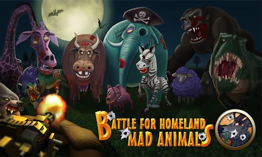 Mad Animals APK for Bluestacks
