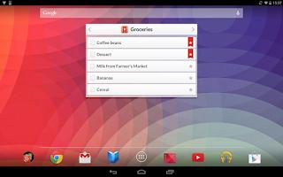 Screenshot of Wunderlist: To-Do List & Tasks