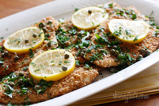 Flounder Piccata Recipe | Yummly