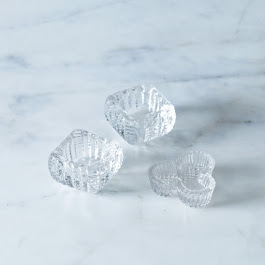 Vintage Salt Cellars (Set of 3)
