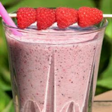 Four-Berry Smoothies