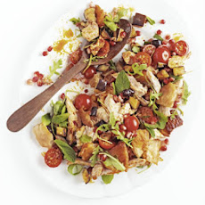 Moroccan Turkey Salad