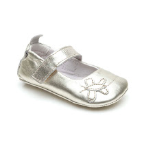 Old Soles Butterfly Mary Jane PRAM SHOE