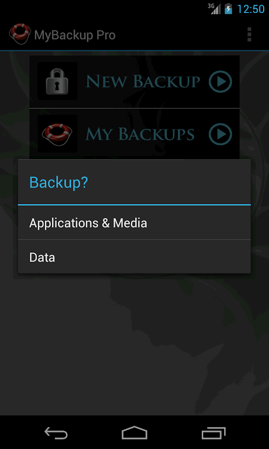 My Backup Pro Screenshot 4