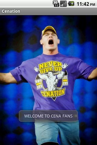 John Cena CENATION