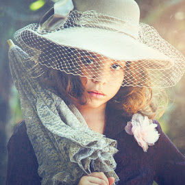 by Terry Turner - Babies & Children Child Portraits ( fashion, old school )