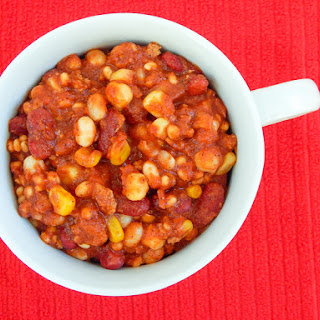 Protein Powerhouse Chili Bowl