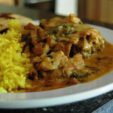 Indian Butter Chicken (From the Spice and Herb Bible)