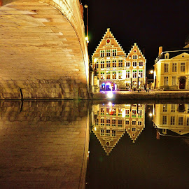 Ghent by Tonino De Rubeis - Buildings & Architecture Public & Historical