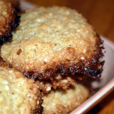 Crispy Quinoa Cookies (Wheat-Free)