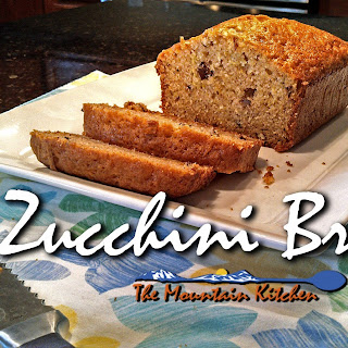 Zucchini Bread Without Baking Soda Recipes
