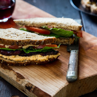 The Best Vegan BLT (with Eggplant Bacon)