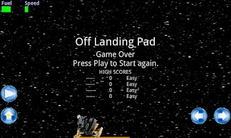 Screenshot of Apollo Craft Lander